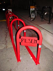 Pilsen Bike Rack
