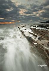 Pointing to infinity. Explore. #26. (Francisco J. Prez.) Tags: naturaleza nature landscape mar spain paisaje cielo panoramica cdiz playas puestasdesol tarifa sigma1020mm playasdetarifa pentaxart pentaxk5 franciscojprez
