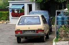 Citroën Visa 10E 1987 (XBXG) Tags: citroën visa 10e 1987 citroënvisa les eyzies de tayac sireuil leseyziesdetayacsireuil dordogne france frankrijk vintage old classic car ancienne française french worldcars