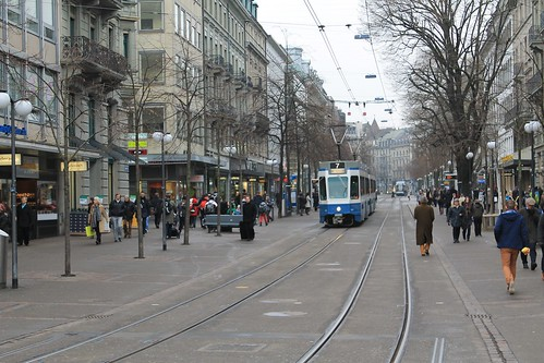 Bahnhofstrasse by Nouhailler, on Flickr