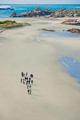 Take a walk (birdyconnected) Tags: voyage travel sea mer france beach landscape sand walk sable bretagne cote blanche paysage plage randonne grve tregastel darmor 22730