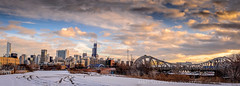 downtown chicago with wow factor (M&D SZUPINA PHOTOGRAPHY) Tags: panorama chicago downtownchicago chicagoskyline chicagopanorama nikond5100