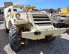 Captured Egyptian BTR152 Armoured Personnel Carrier (Mosh70) Tags: israel tank egyptian apc tanks latrun armouredvehicles btr152 yadlashiryon  mainbattletanks israelarmouredcorps chelhashiryon israelarmouredcorpsmuseum