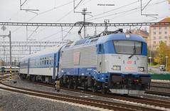 380 019-0 CD (vsoe) Tags: train czech prague engine eisenbahn railway zug prag praha tschechien bahn skoda 380 zge