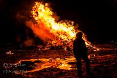 a little bit of a fire (rstur njlsson) Tags: fireandice brenna2012