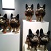 Pug Dog Sculptures on Sacramento St