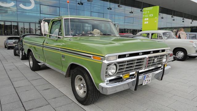 ford ranger f100 01 generation 6th xlt 1973–1980