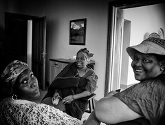 South Africa, 2013 (faworld) Tags: leica portrait people blackandwhite bw black southafrica women digilux2 faworld