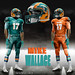 dolphins MIKE WALLACE 10