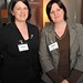 Annette O'Donovan, Westlodge Hotel and Sandra Maybury, Net Assist.