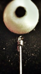 :allseeingeye: (toycamerajunkie) Tags: camera macro guitar string rocknroll allseeingeye photojojo iphone5 hipstamatic snapseed uploaded:by=flickrmobile flickriosapp:filter=nofilter