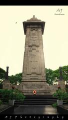 Victory War Memorial - Cupid's bow (ajith.sep) Tags: 1948 marina memorial war victory bow chennai 1962 cupidsbow cupids indopakistan 19391945 19141918 victorywarmemorial
