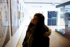 Jessica Learning the History (scottrocher) Tags: travel europe fujifilm x100 travellight fujix100