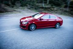 Mercedes-Benz CLA in St.Tropez (Teymur Visuals) Tags: auto france car photography mercedes benz europe fotografie automotive sttropez mercedesbenz cla teymur icedsoul madjderey