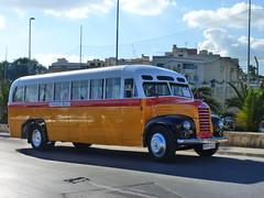 Old bus (seanofselby) Tags: bus yellow malta