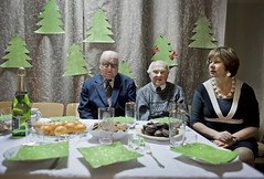 Party (GuntaPodina) Tags: people blind documentary story riga jaungadaballeneredzidie villageforblind strazdumuiza