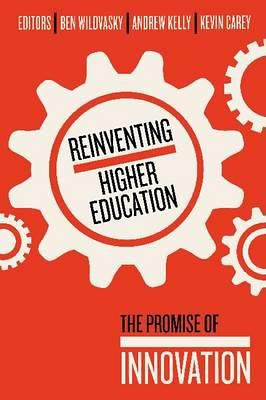Eight articles by US education scholars and administrators who examine higher education's resistance to change and the need for reinvention.