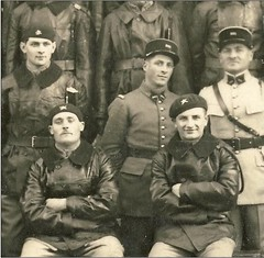 501e RCC en 1940 (laguerredemongrandpere@yahoo.fr) Tags: 2 bw france french army photo frankreich war wwii krieg ii ww2 ww laguerredemongrandpere