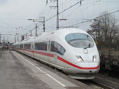 NS Hispeed, 4651 (Chris GBNL) Tags: ice train ns zug trein intercityexpress nederlandsespoorwegen ice3 4651 nshispeed baureihe406 406051
