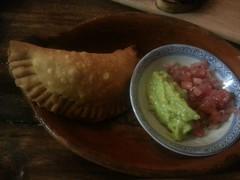 Empanada @ Orinoco (richardwooding) Tags: orinoco empanada foodspotting foodspotting:place=663344 foodspotting:review=3350883