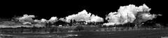 Panoramica delle campagne di Pecetto n.2 (Riccardo Mollo) Tags: sky field grass clouds nuvole pano panoramic farmland campagna erba cielo panoramica land campo pan pecetto