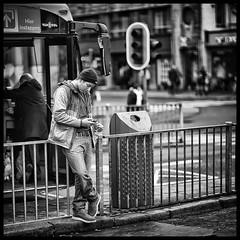 Street Life 1/10 (Fouquier ) Tags: blackandwhite bw white black mono belgium streetlife antwerp explored canonef85mmf12liiusm canoneos5dmkii belgianphotographers