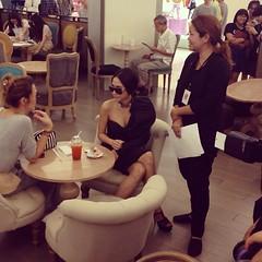 อั้ม @aum_patchrapa at Siam Paragon #อั้มพัชราภา #สวยจริงไรจริง