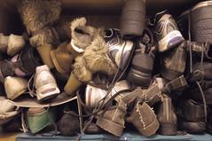 2013.080 (Ben Morson) Tags: shoes ben pile stuff messy cupboard morson