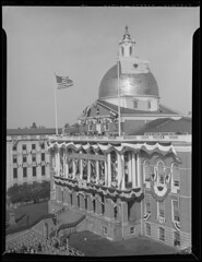 State House (Boston Public Library) Tags: beaconhill capitols massachusettsstatehouse lesliejones