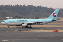 HL7297   Airbus A300-622R   Korean Air (cv880m) Tags: tokyo airbus narita kal nrt a300 koreanair 300600 hl7297
