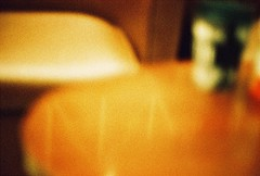 Roll 2 - Mystery Blurry Film Loading Location 1 (Cris Ward) Tags: camera old city uk orange blur color colour slr london film yellow rollei analog 35mm vintage daylight lomo xpro lomography warm cross britain crossprocess grain slide retro crossprocessing april analogue manual noise processed e6 yashica blown colorshift lsi c41 2013 yashicafxd colorreversal cr200 lomolab digibase rolleidigibasecr200