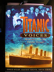 Titanic Voices (Jimmy Big Potatoes) Tags: ship iceberg atlanticocean oceanliner whitestarline rmstitanic tragedie