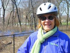 Determined (yooperann) Tags: park blue chicago bird harbor spring district april montrose jarvis sanctuary chicagoist