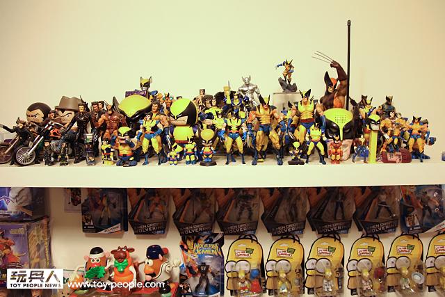 【玩具人名鑑】001:金鋼狼的狂熱粉絲 - Hans