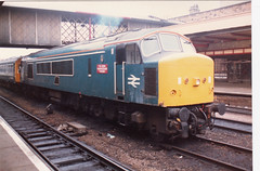 45104 (marcus.45111) Tags: br 1987 sheffield main peak line named midland 26687 brblue class45 45107 d43 ukbuilt classictraction