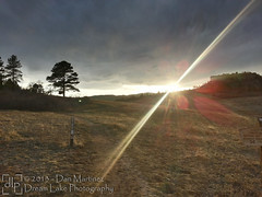 Light (Dan Martinez Photography) Tags: camera light sunset sun glare phone samsung lensflare flare rays siii