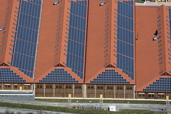 Solar Factory (Aerial Photography) Tags: new by aerial alternativeenergy deu luftbild luftaufnahme opf neustadtanderwaldnaab parkstein bayernbavaria deutschlandgermany photovoltaik alternativeenergie solardach fotoklausleidorfwwwleidorfde vgneustadtanderwaldnaab 15042013 5d332978