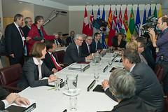 Beginning of the meeting/début de la rencontre