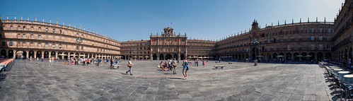 Spagna, Salamanca, Plaza Mayor
