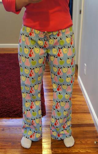 clothing pants sewing fabric pjs pajamas alexanderhenry applesandpears