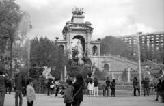 Barcelona_22 (Alegsu) Tags: barcelona blackwhite analgico