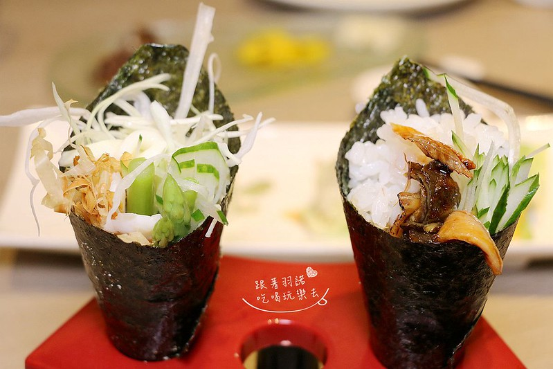 CA rolls 高級美日式創意料理天母棒球場美日式027