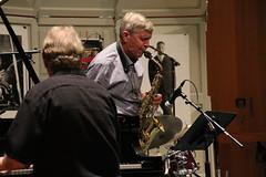 Jazzy Night 1 - Steve Allee & Jamey Aebersold (2016 SJW Photos) Tags: jamey aebersold summer jazz workshop workshops camps music school louisville steve allee