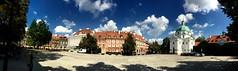 Piosenka o mojej Warszawie (sjpowermac) Tags: warszawa warsaw ryneknowegomiasta panorama cobblestone oldsquare kamienica newtown