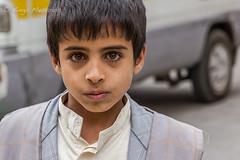 Kid from Sanaa (kingamesaros) Tags: child portrait sanaa yemen eyes kid street