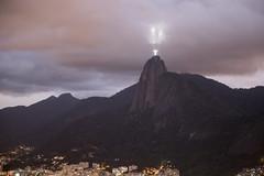 Sugarloaf sunset (Joanne_H) Tags: riodejaneiro rio2016 brazil paodeacucar sugarloaf sunset corcovado cristoredentor