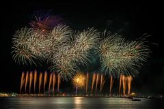 Grmitz - Ostsee in Flammen (LB-fotos) Tags: feuerwerk ostsee baltic sea night fireworks germany deutschland coast kste nachts lichter lights colorful ocean meer grmitz ostseeinflammen