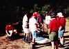 Map and Compass work at Rayado River (amarkconard) Tags: 1993 amc newmexico philmont rayado scanned trek