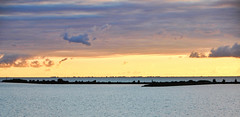 DSC_6408 (Herman Verheij) Tags: sunset zonsondergang markermeer lelystad