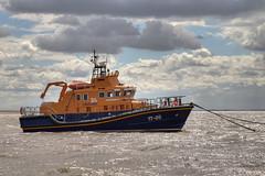 Spurn Lifeboat (Jamesnewton105) Tags: lifeboat humber spurn sea water